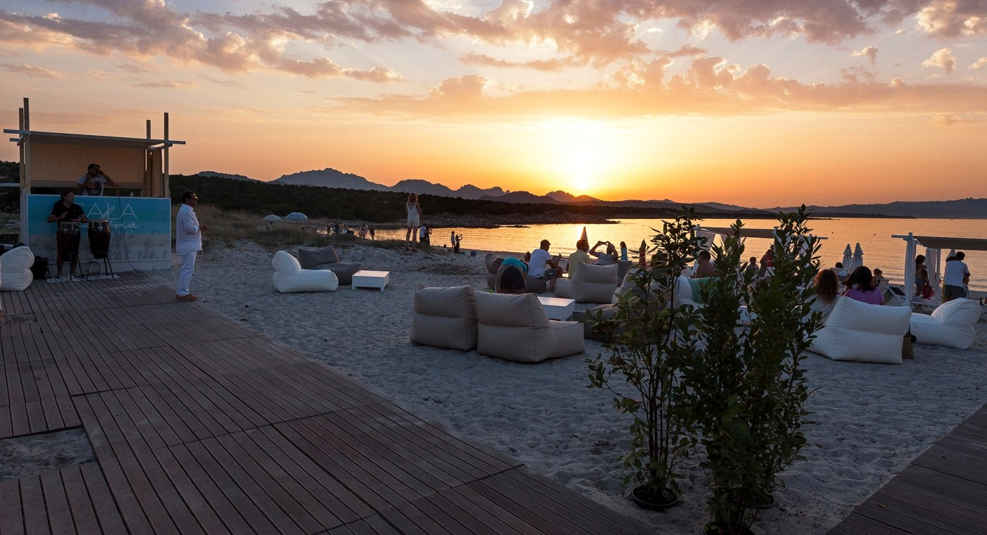 Cala Sabina Lounge Beach