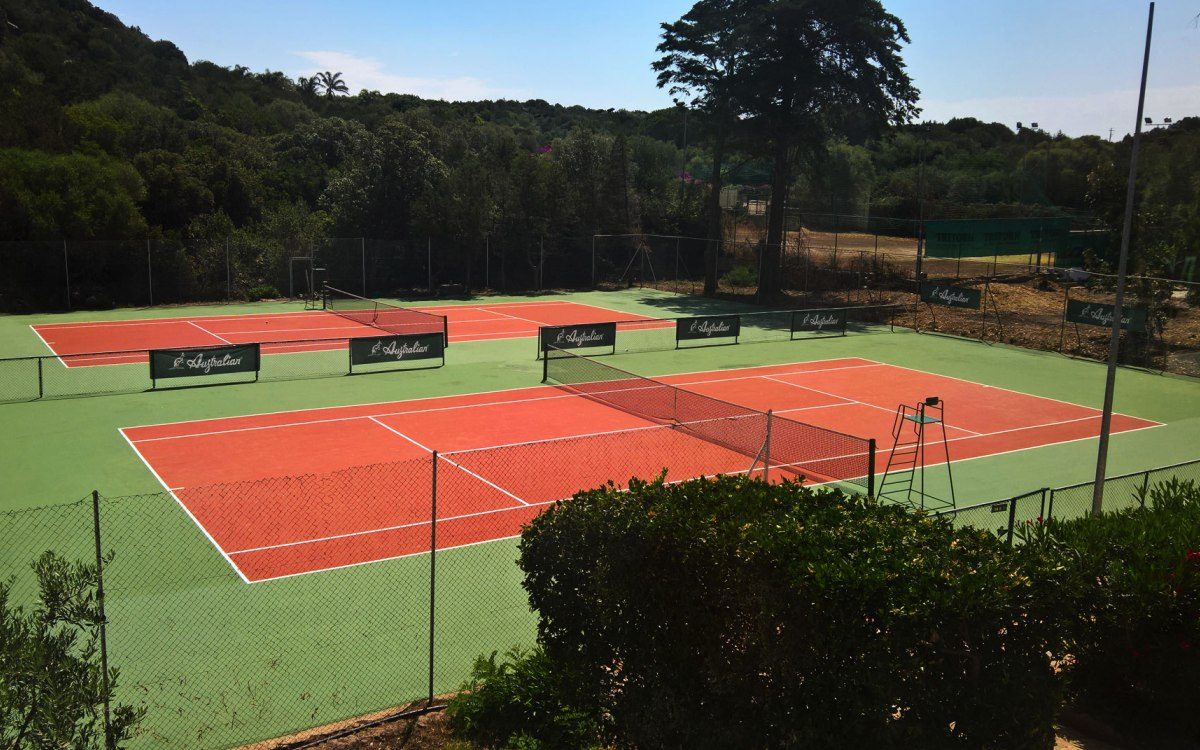 Tennis Country Club Porto Rotondo