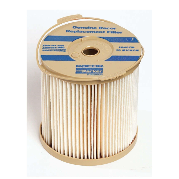 RACOR PARKER 2040TM Fuel Filter Cartridge 10mic