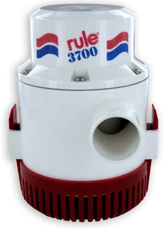 Rule 3700GPH/14010LPH Bilge Pump - 24V