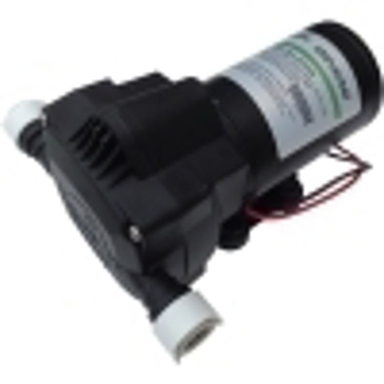 TECMA INLET PUMP single system (raw water) 12V - PF.P27