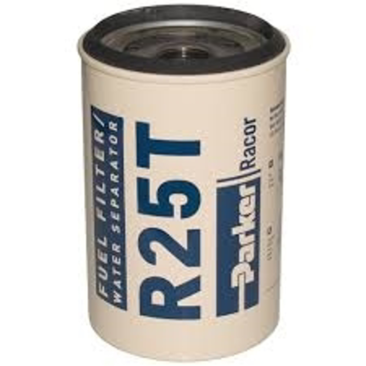 RACOR element  R25T 245 10 micron fuel filter / water separator