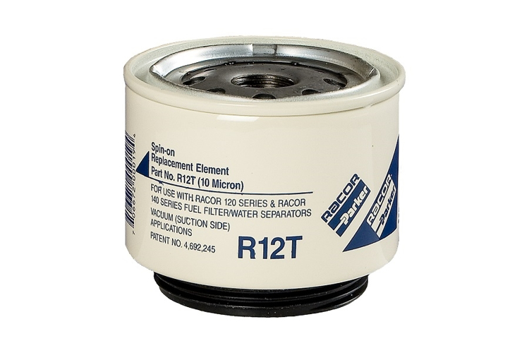 RACOR R12T cartuccia 10 Micron fuel filter/water separator