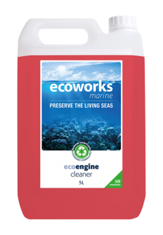 ECOWORKS ECOENGINE Cleaner 5Lt