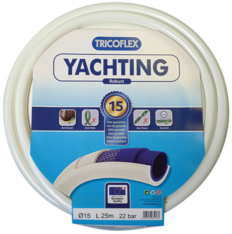TRICOFLEX Yachting water hose